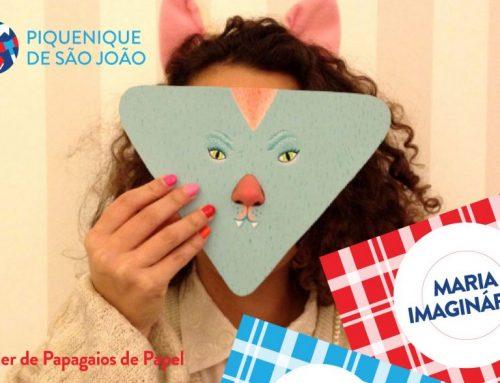MARIA IMAGINÁRIO NO PIQUENIQUE DE SÃO JOÃO