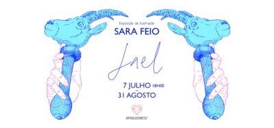 Exposição Jael, de Sara Feio