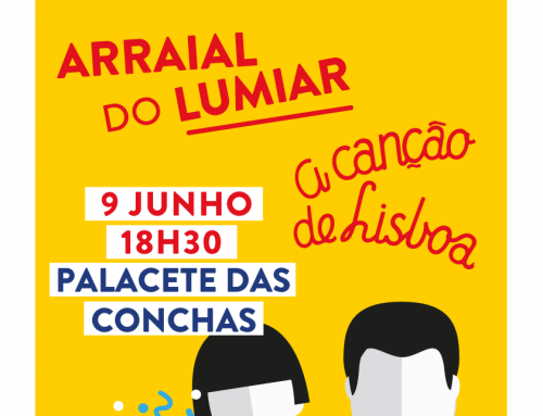 ARRAIAL DO LUMIAR – PALACETE DAS CONCHAS