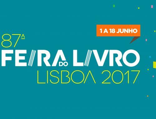 FEIRA DO LIVRO DE LISBOA – 2017