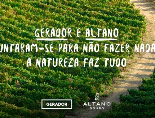ALTANO E GERADOR