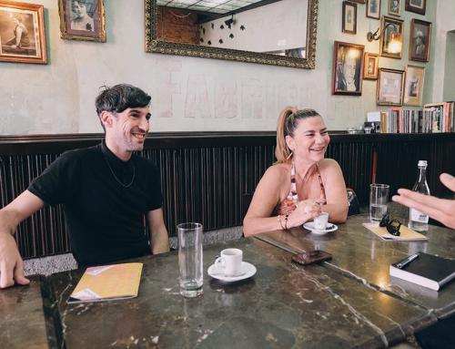 CAFÉ CENTRAL COM ANDRÉ TEODÓSIO E MARINA MOTA