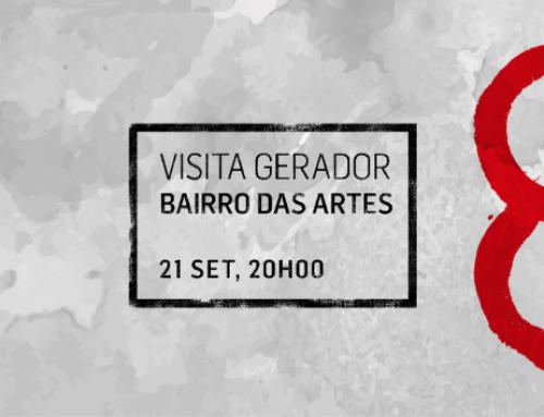 Visita Gerador Bairro das Artes