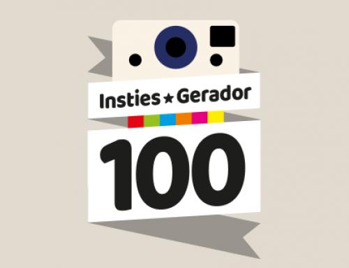 A 100 dias do final das candidaturas para os Insties Gerador