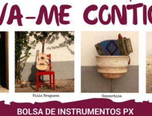 Bolsa de instrumentos da PédeXumbo