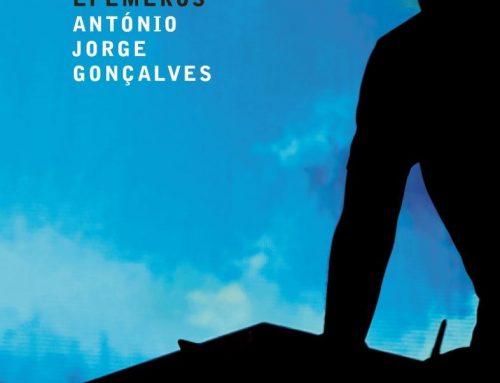 """Lançamento do livro """"Desenhos Efémeros"""", de António Jorge Gonçalves"""