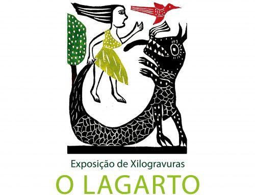 """Exposição """"O Lagarto"""" de José Jacinto Borges"""