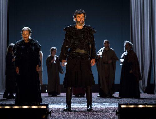 Macbeth no Teatro Nacional São João