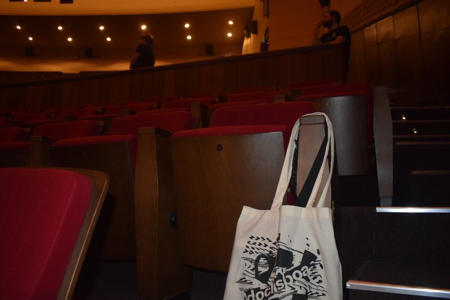 Sala do Cinema São Jorge