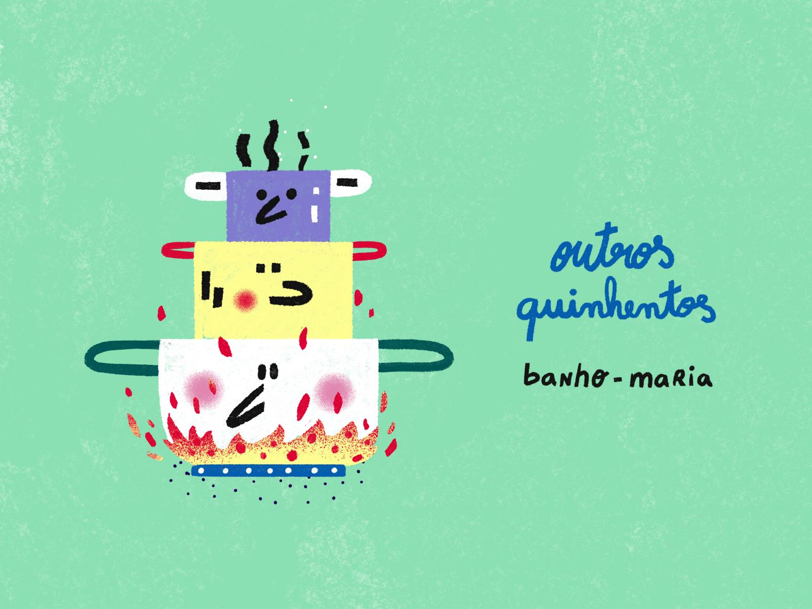 gerador-outros-quinhentos-banho-maria