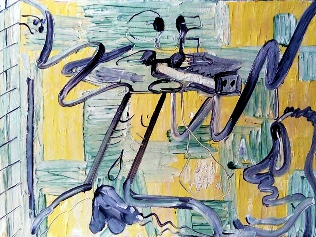 Metafísica de Gonçalo Pena na Galeria Zé dos Bois