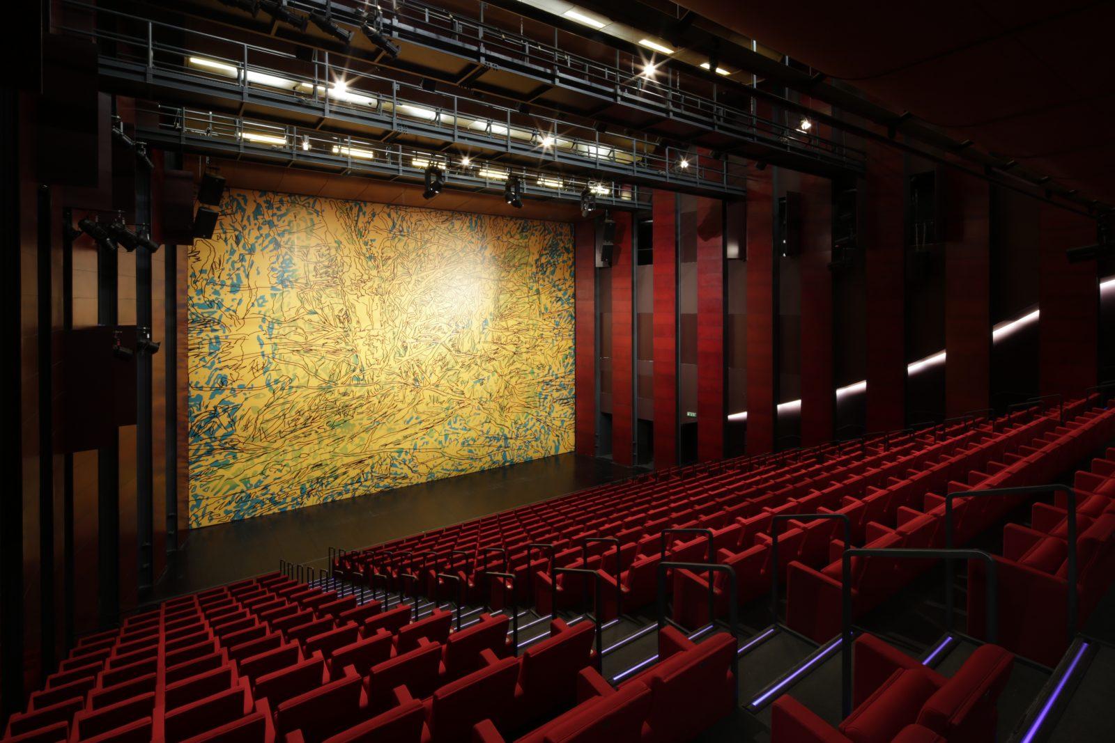 Parceiro gerador Teatro Municipal Joaquim Benite