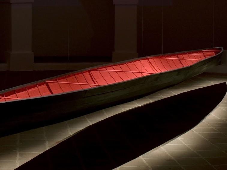 """""""Dar corpo ao vazio"""", de Cristina Ataíde, no Museu Berardo"""