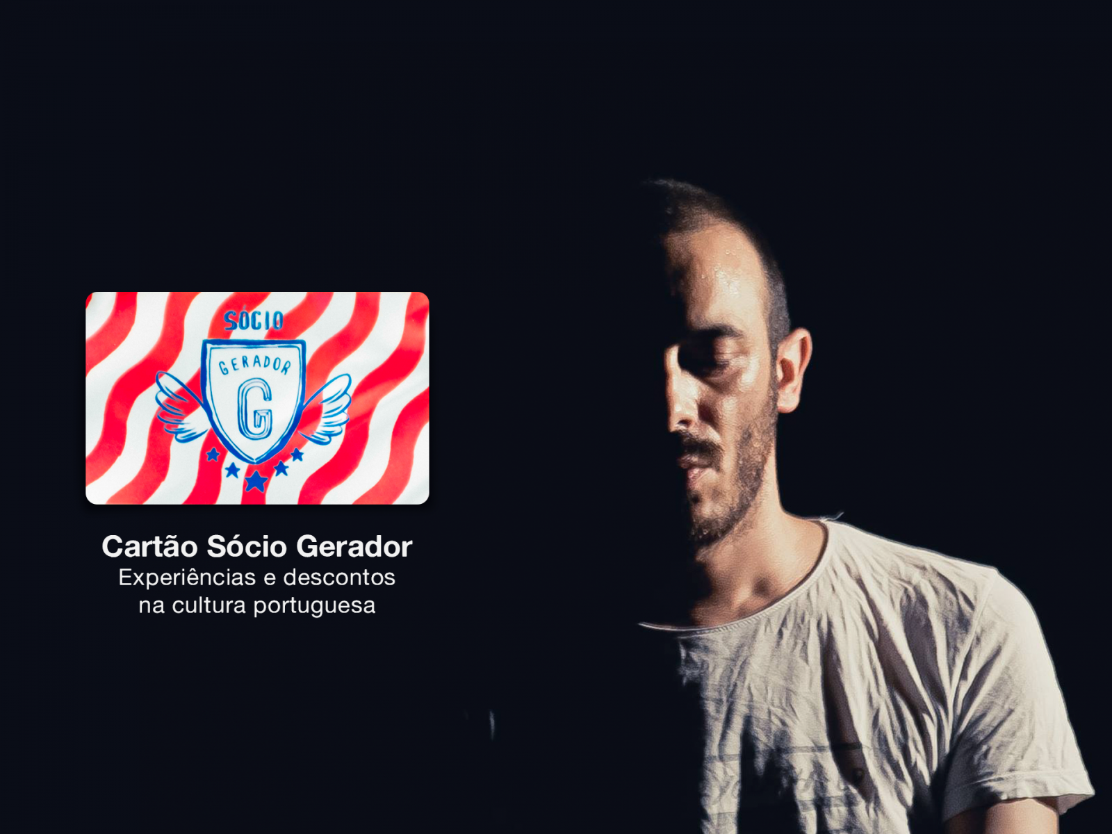 passatempo sócio gerador: convites duplos para Miguel Torga