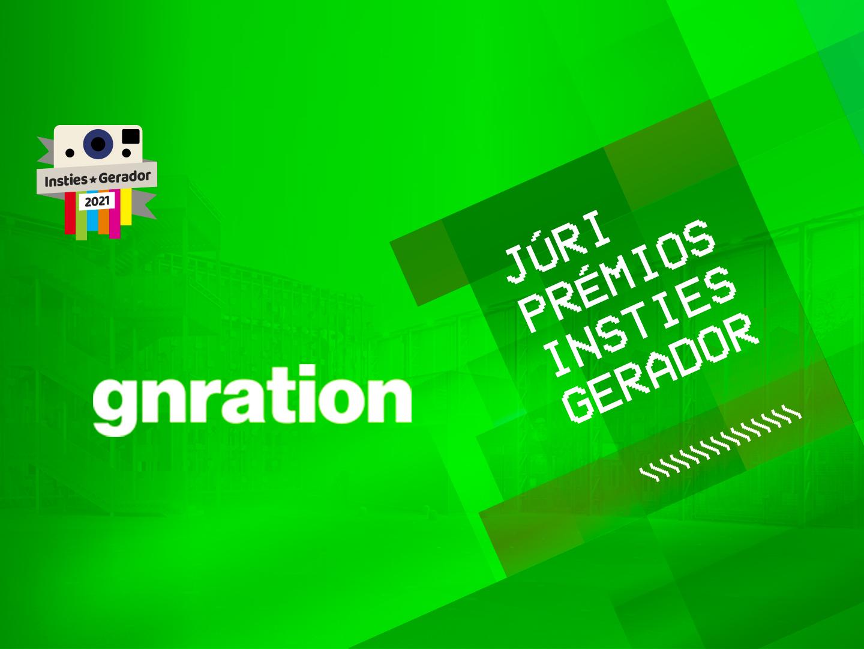 Espaço cultural gnration é membro do júri dos prémios Insties Gerador