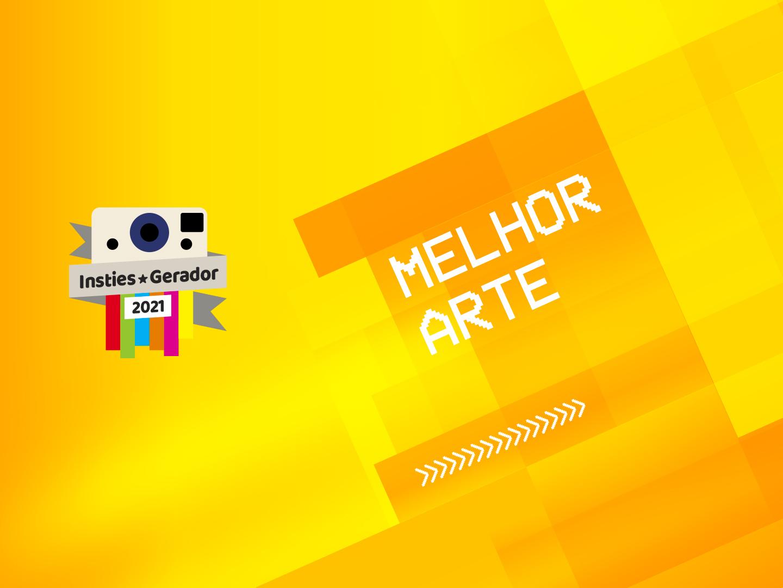 Premios Insties Gerador: Melhor arte 2021