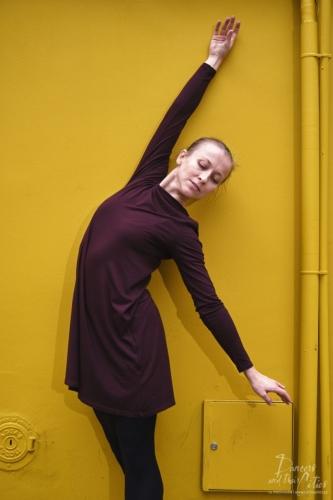 Leiria - Bailarina, Cantora e Curadora Inesa Markava