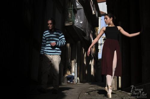 Porto - Estudante de Ballet Bárbara Silva