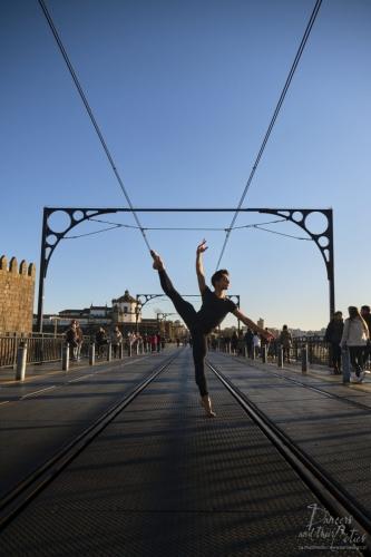 Porto - Estudante de Ballet Vasco Yu