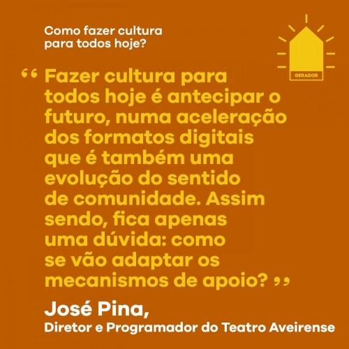 José Pina | Teatro Aveirense