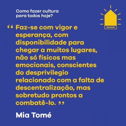 Mia Tomé