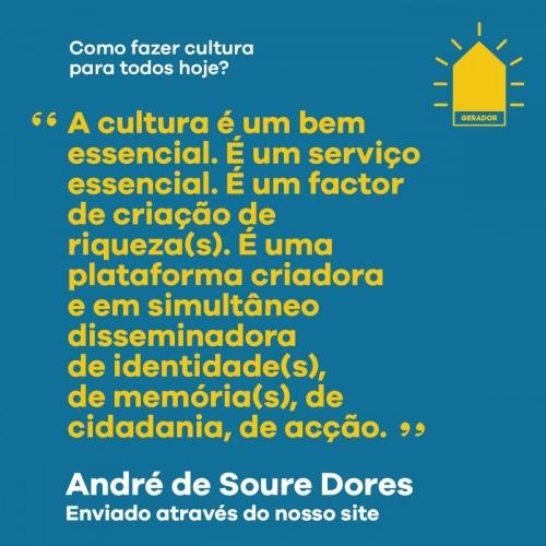 André de Soure Dores