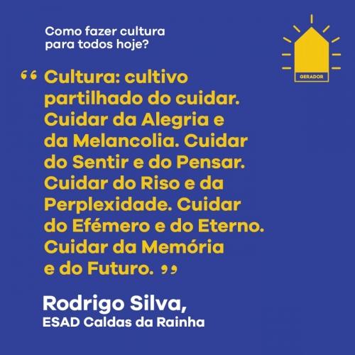 Rodrigo Silva | ESAD Caldas da Rainha